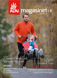 Nytt nummer av Aiai Magasinet