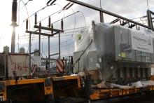 Modernisierung des Umspannwerks Würgassen von Westfalen Weser erhöht Versorgungssicherheit und Effizienz