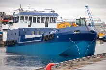 Public invited to witness dredger naming ceremony