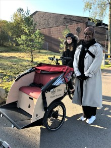 Nytt sykkeltilbud for seniorer