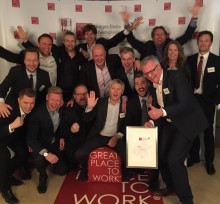 Great Place to Work 2015: Webstep til topps for tredje år på rad