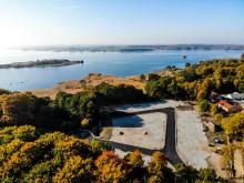 Tre villatomter lediga i populära området Svarta hejan i Sölvesborg