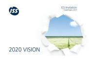 Vision 2020 - scenarios for FM