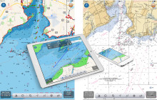 Digital Yacht's NavLink iOS Charting App Now Offers Choice of Charts