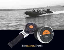 Cimco Marine AB provides optional wireless kill-switch and ignition system from Nordic Wireless Solution AS for increased user safety for the full OXE Diesel product range