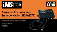Digital Yacht presenta el iAISTX - ¡Un nuevo transpondedor AIS clase B!  US$