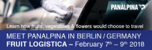 Panalpina @ Fruit Logistica 2018 in Berlin