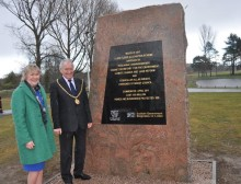 Official opening for £86million Elgin flood scheme