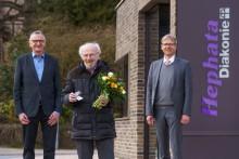 Klaus Dieter Horchem geht in Ruhestand – ein Arbeitsleben für Hephata und die Diakonie