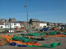 New business units completed at Burghead harbour