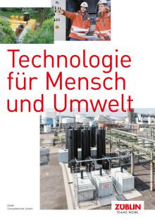 Züblin Umwelttechnik GmbH: Technologie für Mensch und Umwelt