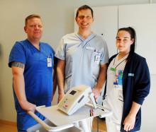 Ny teamsamverkan ger god effekt för dialysmottagningens patienter