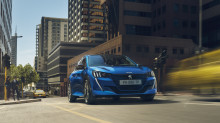 Nya Peugeot 208 är Årets Bil 2020