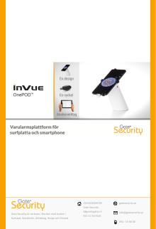 Varularmsplattform för surfplatta och smartphone