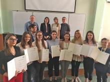 Doppelabschluss für Bachelorstudierende im Kooperationsstudiengang Wirtschaftsingenieurwesen in St. Petersburg/Russland