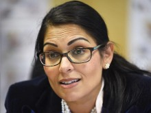 Priti Patel, MP responds to requests for support from 21 yr old Asa Hutchinson, trapped in Dubai.