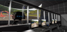 Geely invests in world class Driving Simulator for CEVT