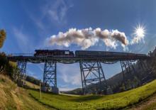 Erzgebirgische Aussichtsbahn lädt zum Fahrtwochenende am 17. und 18.10.2020