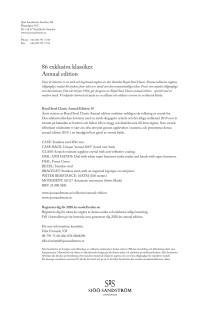Info SV Annual Edition