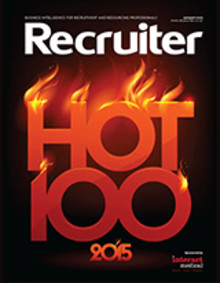 Finegreen named in Recruiter Magazine's 'Hot 100'