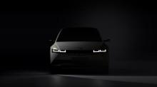 Hyundai slipper de første bildene av helt nye IONIQ 5