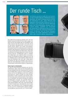 Experten-Roundtable:  Der Diabetische Fuß im Mittelpunkt