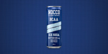 WELCOME OUR LATEST DRAFT – NOCCO ICE SODA