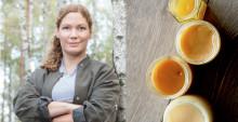 Presslunch med Sofia B Olsson och Svenska Bin på restaurang vRå