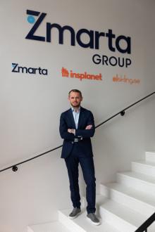Zmarta utökar sin panel för företagslån med Froda