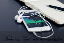 (2 ausgezeichnete Methoden) Audio von YouTube kostenlos herunterladen