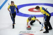 Curling VM Mixed 2017: Sverige möter USA i åttondelsfinal