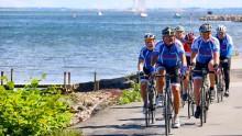Landevejens helte - cykelløb på Ærø