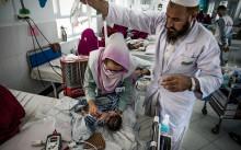 Afghanistan: Omöjliga val i kampen för sjukvård