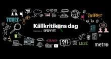 Mattias Lundberg till Källkritikens dag den 13 mars