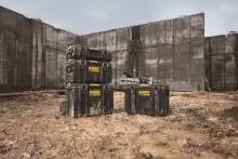 DEWALT® Revitalizes Its Portable Storage Line With ToughSystem® 2.0