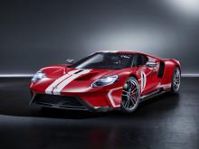 V reakci na velký zájem zákazníků prodlužuje Ford výrobu supersportovního modelu Ford GT