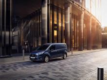 Ford Transit Connect er Årets Varevogn