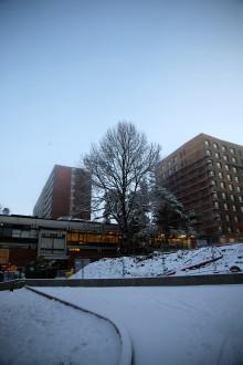 Invitasjon til pressefotografering på Kringsjå Studentby