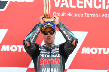 ロードレース世界選手権 MotoGP(モトGP) Rd.14 11月15日 バレンシア
