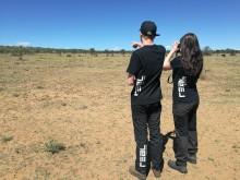 Elever nyss hemkomna från APL i Sydafrika