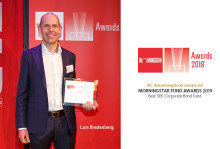 IKC Avkastningsfond - vinnare vid Morningstar Fund Awards 2019