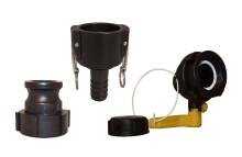 Hydroscand utökar sortimentet med IBC-kopplingar