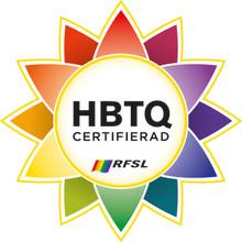 Lasarettet i Enköping blir första sjukhuset med HBTQ-certifiering