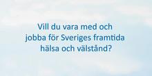Forska!Sverige söker administratör med ekonomiansvar