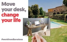 Move your desk, change your life