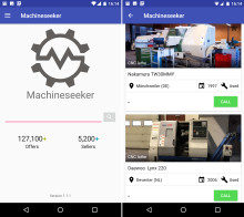 Machineseeker free smartphone app goes international