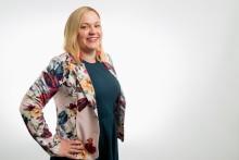 Tiina Laapio Visma Solutionsin markkinointi- ja viestintäjohtajaksi