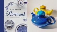 Stort och vackert praktverk om historiska porslinstillverkaren Rörstrand