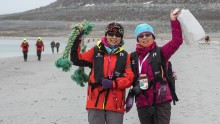 Travellers encouraged to turn a vacation into a vocation and get involved with Hurtigruten Foundation