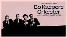 Bo Kaspers Orkester tillbaka med nytt album & turné